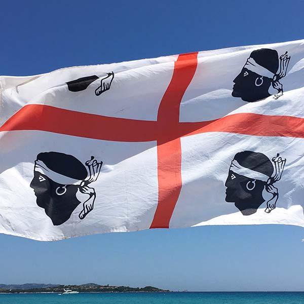 Vlag van Sardinië