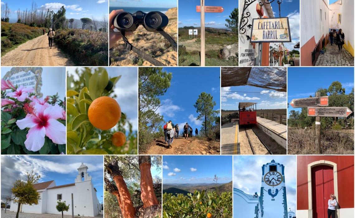 mooiste wandelingen in de Algarve