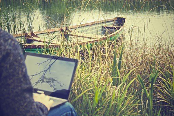 digital nomad reistrend 2017 - Travelvibe