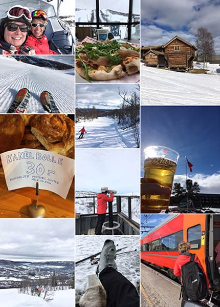 Wintersport in Geilo Noorwegen - Travelvibe