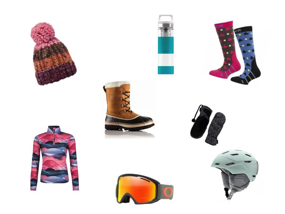 ski accessoires
