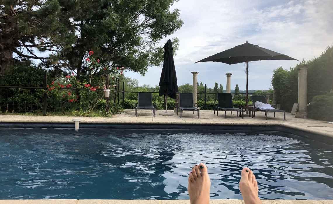 zwembad Bordeaux Travelvibe
